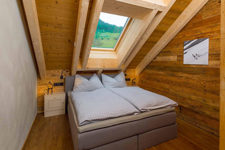 Kanisfluh Schlafzimmer 2