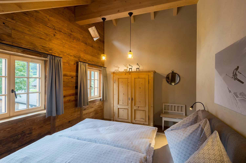 Kanisfluh Schlafzimmer 1