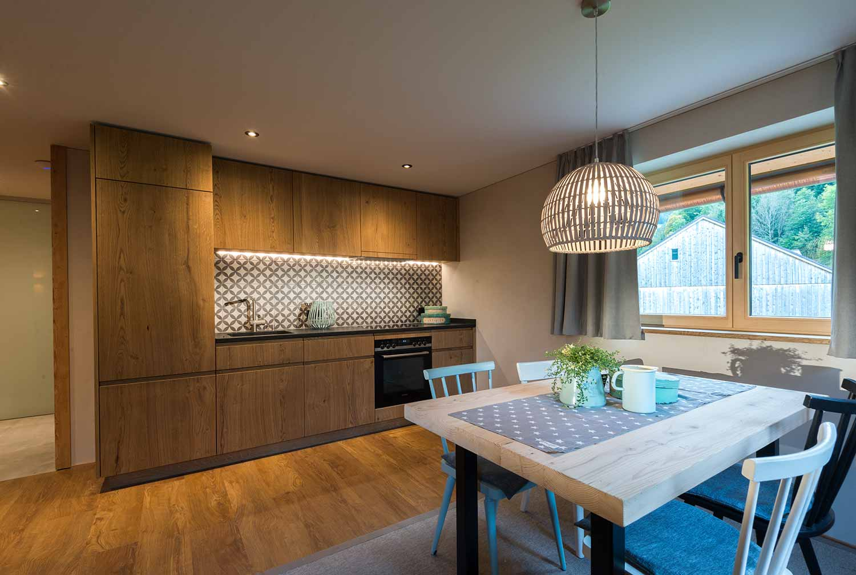 Roagat Wohnküche